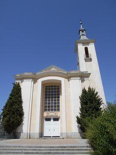 Iglesia. El Pardo. Madrid.