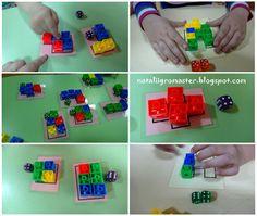 38 ПОПУГАЕВ или КАК мы ИЗМЕРЯЛИ ПЛОЩАДЬ, ДЛИНУ и ВЫСОТУ с помощью КОНСТРУКТОРА :: Игры, в которые играют дети и Я