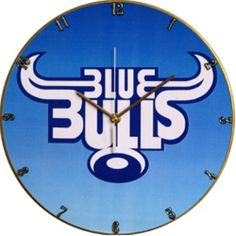 Blue Bulls Vinyl Clock Rugby Collectible Bar Den in the Clocks category was listed for on 16 Dec at by WantitBuyit in Nelspruit Bar Stuff, Rugby, Clocks, Wood Projects, South Africa, Den, Printing, Tattoo, Collection