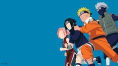 Team 7 | Naruto by ovieswifty on DeviantArt