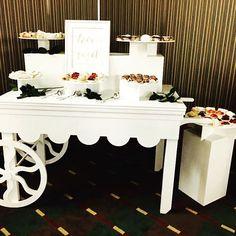 @brookstreetott @iluph_events Dessert Wagon Ottawa! #ottawaweddings #desserttable #eventplanners #weddingfun #weddinginspiration Ottawa, Dessert Table, Event Decor, Shots, Wedding Inspiration, Events, Instagram Posts, Home Decor, Decoration Home
