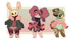 Purchase Price: 10 USD Adopts in Order:1 2 3 1.maxiekinq 2.OPEN 3.HOLD forSnailTiddies Need to Knows: • First come, first serve. •No pric...