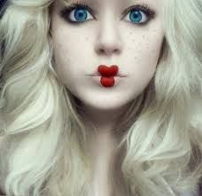 Image result for maquillaje para halloween facil
