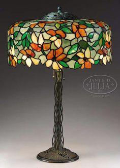 John Morgan & Sons Black-eyed Susan Table Lamp