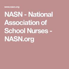 NASN - National Association of School Nurses - NASN.org