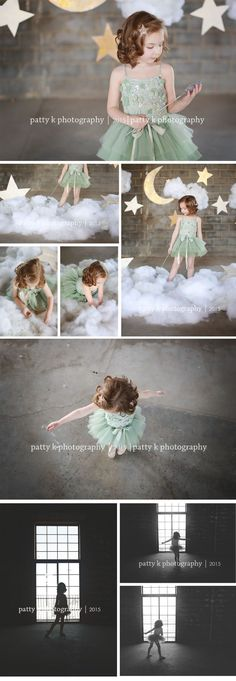 Touching the Stars | Imagination Session | Greensboro, NC Child Photographer | PATTY K PHOTOGRAPHY