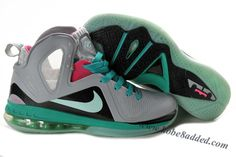 07cf3e3a1b1 Nike Basketball Lebron 9 Shoes PS Eelite South Beach GS Miami Vice 516958  so cheap