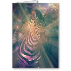 Zebra, Alles Gute Zum Geburtstag Greeting Card