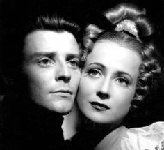 """Gérard Philipe & Renée Faure - """"La Chartreuse de Parme"""" - Christian-Jaque  (1947)"""