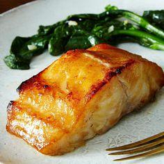 Miso Black Cod recipe on Food52