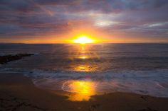 #Atardecer en Roquetas de Mar (Almería) / #Sunset at Roquetas de #Mar (Almería)