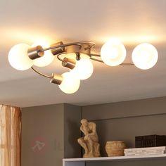 Ujmująca lampa sufitowa LED THEODORA