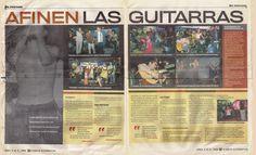 Articulo sobre el concurso Subterránica en El Salvador.