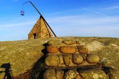 Verdens Ende mit dem Wippfeuer (Norwegen) // old lighthouse at Verdens Ende in Norway