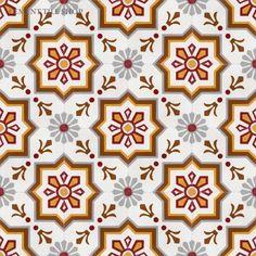 Cement Tile Shop - Encaustic Cement Tile Elios