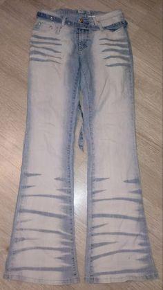 Odzież Używana Wschowa tel 574671215: Spodnie damskie jasne r.M okazja,tania odzież, pro... Golf, Skinny Jeans, Pants, Fashion, Tunics, Trouser Pants, Moda, Fashion Styles, Women Pants