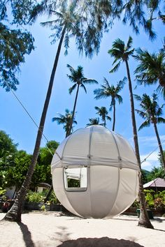 Cocoon Tree Basic Glamping, Tent Camping, Camping Hacks, Outdoor Camping, Portable Cabins, Tree Tent, Cocoon, Travel Gadgets, In The Tree