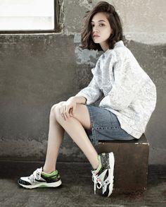 Kiko Mizuhara - Nylon Magazine May Issue '15