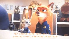 i like how they dont even bother finding a separate seat for nick. they just let him sit with judy; and she seems fine with it. everyone in the zpd knows they belong together. even bogo.