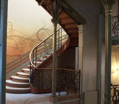 L'Art Nouveau, une source d'inspiration dans l'artisanat d'art