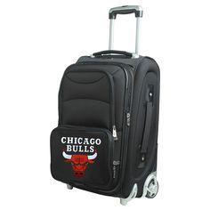 NBA Chicago Bulls Mojo 21 Carry-On Luggage