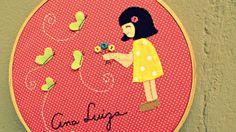 ANACARDIA atelier: Borboletas da Ana