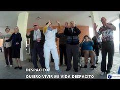 La divertida y tierna parodia que los abuelos de una residencia hacen de la canción «Despacito» de Luis Fonsi y Daddy Yankee | Central Informativa del Adulto Mayor