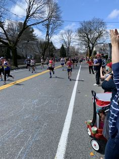 Yet another amazing So by all the runners but most impressed by Great work today Boston Marathon, Work Today, In Boston, Offices, Runners, Baby Strollers, Law, Inspired, Children