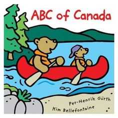 ABC Book of Canada | Canada Day Party #PCCanadaDay