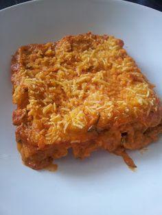 Abendessen bei der Blumen-Esserin: Lasagne mit Zucchinibolognese und Wilmersburger