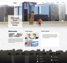 Website Design for Architectures - 2