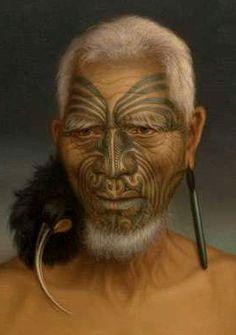 How are the Maori people marginalized in New Zealand? How are the natives of New Zealand treated differently? The Maori people are the native peoples of New Zealand. Maori Tattoos, Ta Moko Tattoo, Samoan Tattoo, Polynesian People, Polynesian Art, Historischer Roman, Maori People, Facial Tattoos, Piercings