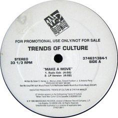 Trends Of Culture - Make A Move