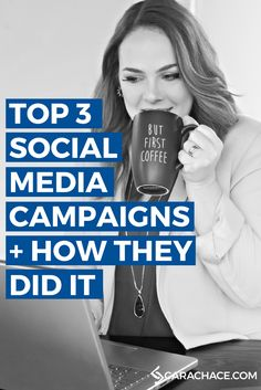 Creating powerful social media campaigns for small business. #socialmediastrategy