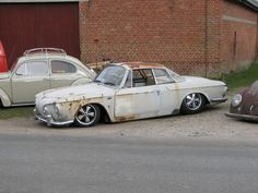 vw karmann ghia type 34 slammed - Google Search