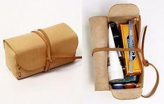 Kenton Sorenson Leather x Dopp Kit