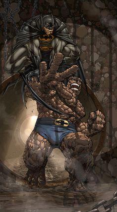 #Thing #Fan #Art. (Just one THING Batman) By: -Seed-. (THE * 5 * STÅR * ÅWARD * OF: * AW YEAH, IT'S MAJOR ÅWESOMENESS!!!™)[THANK Ü 4 PINNING!!!<·><]<©>ÅÅÅ+(OB4E)