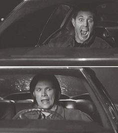 I think this photo pretty much sums up the supernatural fandom