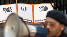 """Not all US lawmakers have welcomed the """"illegal"""" strike on Syria ordered by President Donald Trump that was allegedly in retaliation for a staged chemical attack in the suburb of Damascus last week."""
