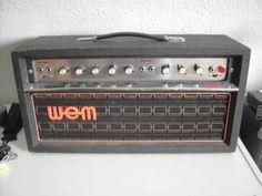 WEM Monitor Reverb 50 W (Vollröhre) 197x in Saarland - St. Ingbert | Musikinstrumente und Zubehör gebraucht kaufen | eBay Kleinanzeigen