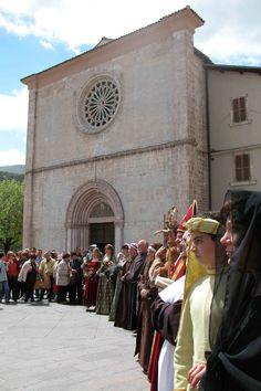 Corteo storico di Santa Rita a Cascia