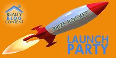 Check out the prize rocket! http://realtyblogcontent.com/contests/realty-blog-content-launch-party-giveaway/#