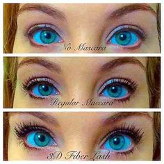 Fiber Lash Mascara will give you the effect of false lashes without the hassle or expense. Plus its chemical-free. Believe the hype and try it for yourself! 3d Mascara, 3d Fiber Lash Mascara, Thick Lashes, False Lashes, 3 D, Soft Legs, Younique, Eyelashes, Cosmetics