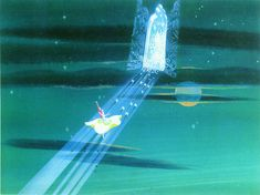 """""""Cinderella"""" by Mary Blair (for full post see: http://www.michaelspornanimation.com/splog/?p=2328)"""