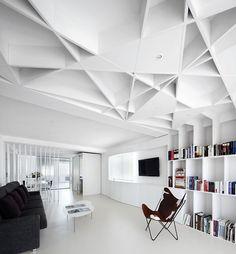 Origami Ceilings
