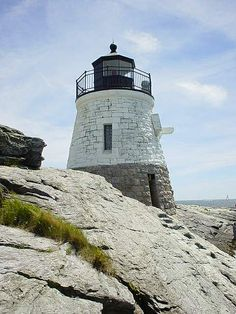 Castle Hill Lighthouse, Newport, Rhode Island | Frontgate: Live Beautifully Outdoors