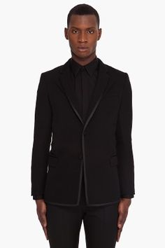 Givenchy Side Cut Blazer for men - StyleSays