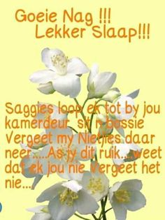 Good Morning Good Night, Good Night Quotes, Afrikaanse Quotes, Good Night Blessings, Goeie Nag, Night Wishes, Special Quotes, Sleep Tight, Bedtime