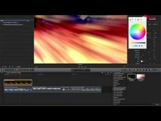 ▶ Spectrum Effects Tutorial for Final Cut Pro X - YouTube
