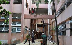 Armario de Noticias: OISOE retoma reparación Facultad de Humanidades de...